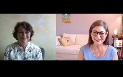 Interview d'Agnès Pauper, dans cette période de confinement