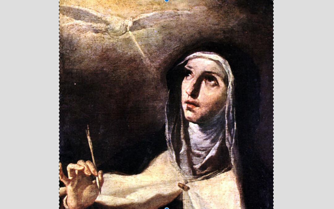 Thérèse d'Avila, trouver la force à l'intérieur