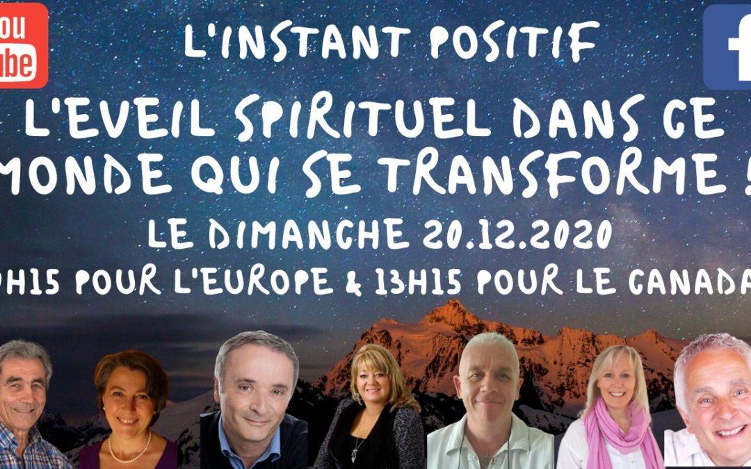 L'eveil spirituel dans un monde qui se transforme